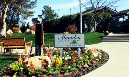 Almaden Swim & Racquet Club, San Jose